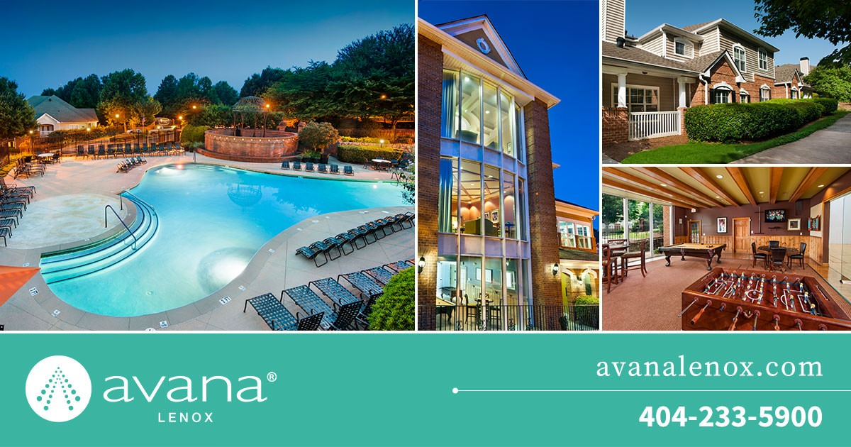 Newly Renovated Community In Atlanta | Avana Lenox Apartments